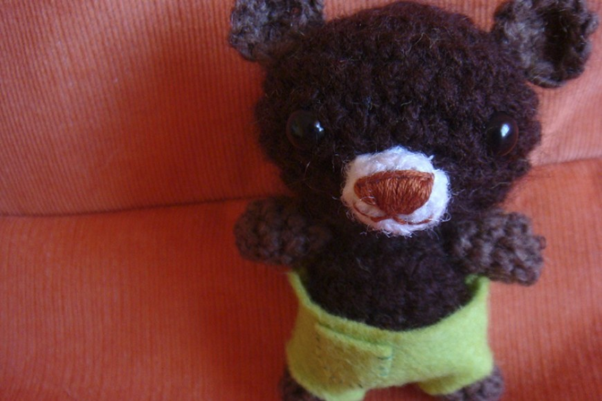 New Teddy: Unnamed
