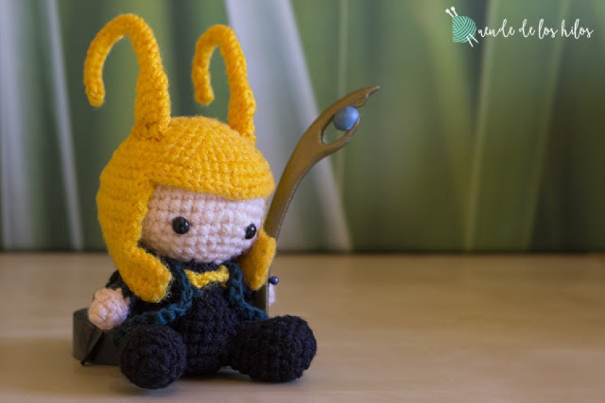 Loki, un malo muy blandito