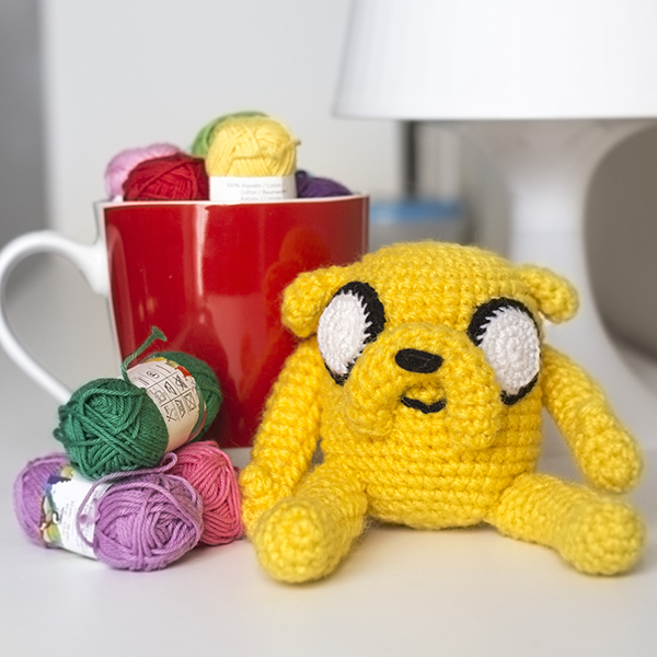 PACK Finn and Jake (com imagens) | Tricô e crochê, Brinquedos de ... | 600x600
