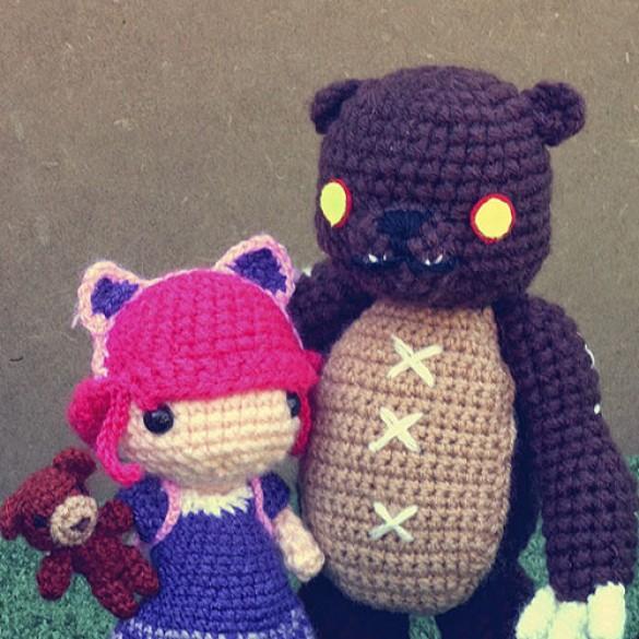 Annie y Tibbers