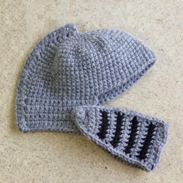 Casco Crochet