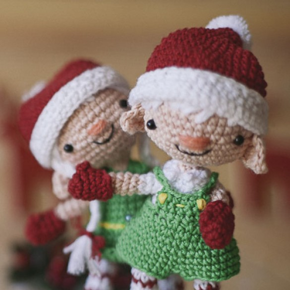 Duendecillos navideños