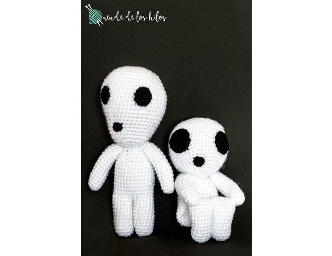 Casco Crochet – Amigurumi Duende de los Hilos