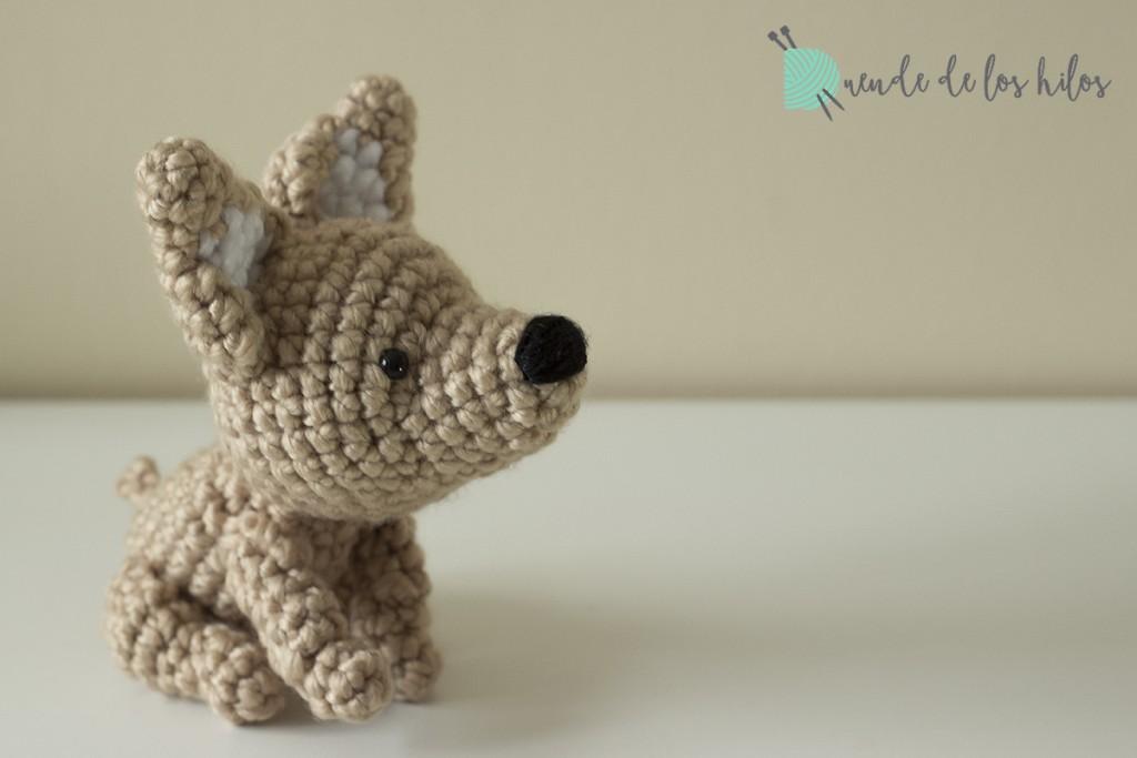 Amigurumi espinete perro 2