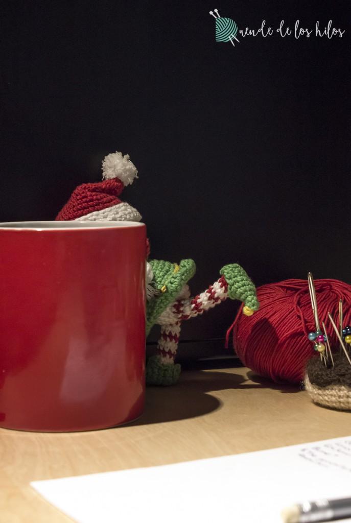 Amigurumi navidad duende 2