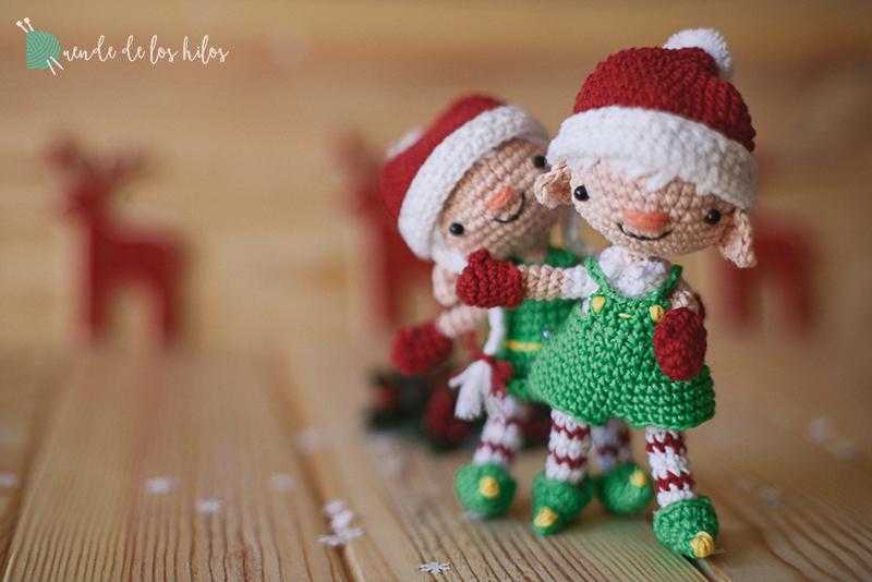 Amigurumi navidad duende 7