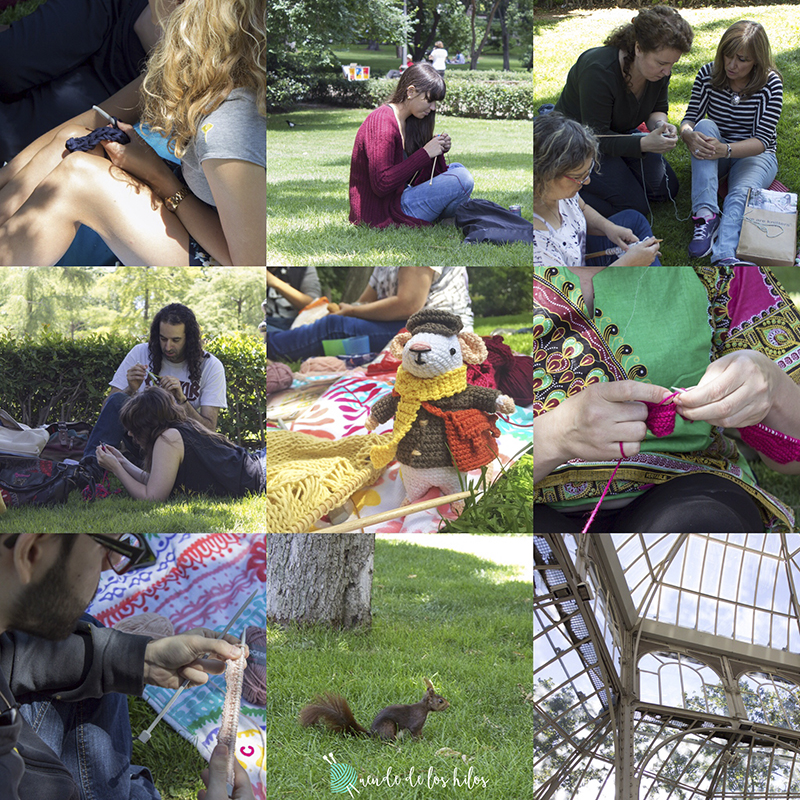 Crochet madrid Retiro (2)