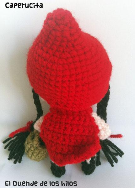 amigurumi caperucita roja 3