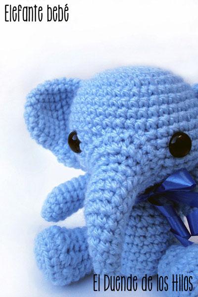 amigurumi elefante bebe 2