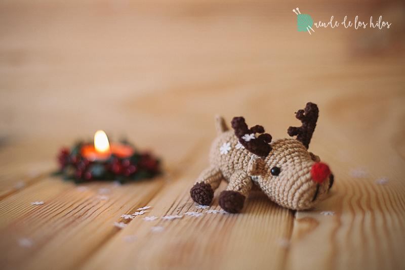 amigurumi navidad reno 4