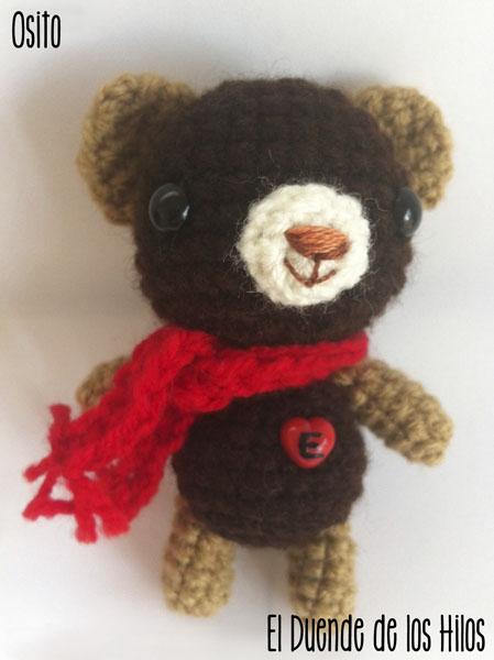 amigurumi oso invierno 2