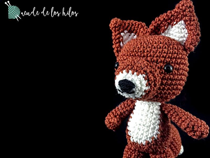 CROCHET-2601-Zorro-PicaPau | Pica Pau`s Fox Amigurumi More i… | Flickr | 600x800