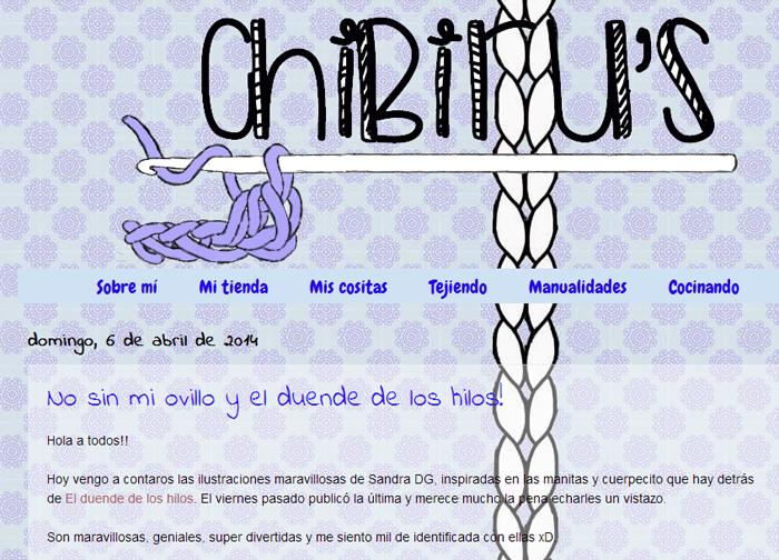 blog chibiru