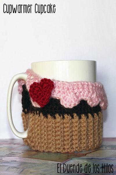 crochet cupwarmer
