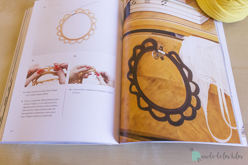crochet review libro 7