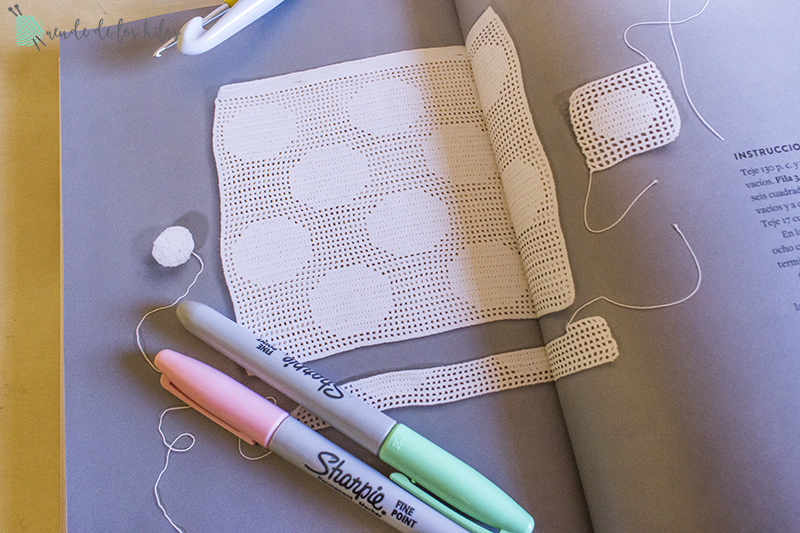 crochet review libro 8