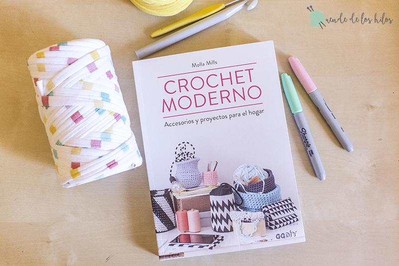 crochet review libro