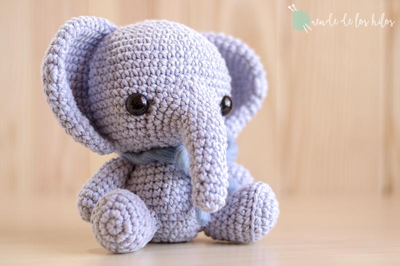 elefante amigurumi (2)