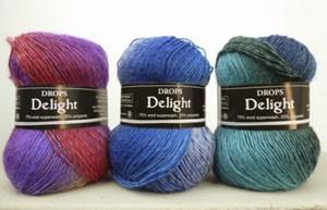 lana multicolor tejer 11