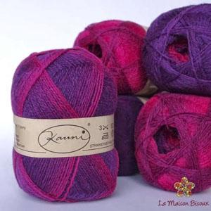 lana multicolor tejer 4
