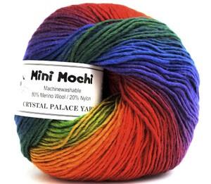 lana multicolor tejer 7