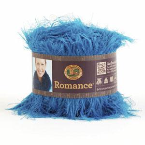 lana peluda tejer