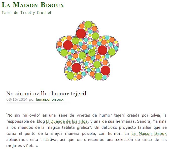 maison bisoux blog