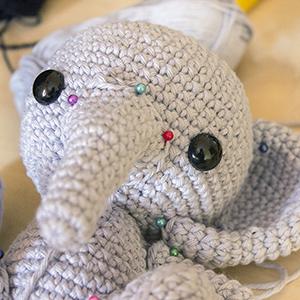 Crochet Elephant Hat - Instructables   300x300
