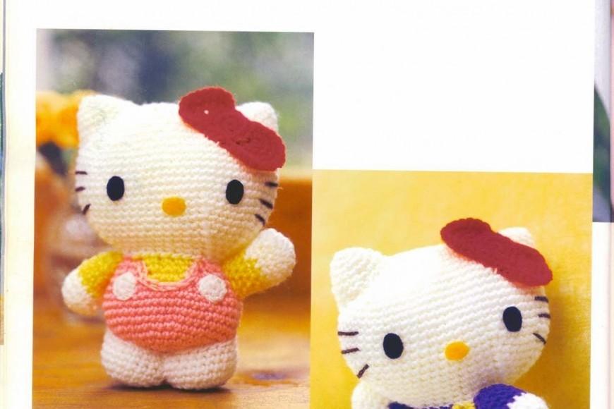 Patrón Hello Kitty