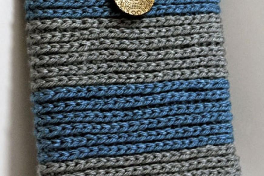 Funda Crochet (estilo dos agujas) Traducción