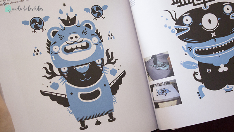 serigrafia review libro 6