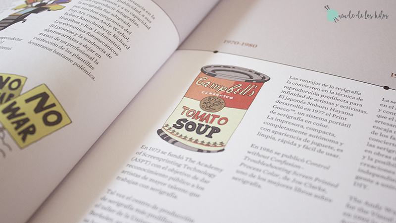 serigrafia review libro 7