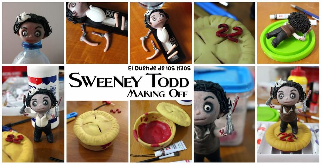 sweeney todd making off