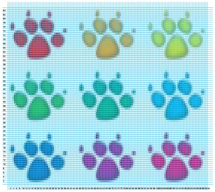 tejer patrones knitpro 2