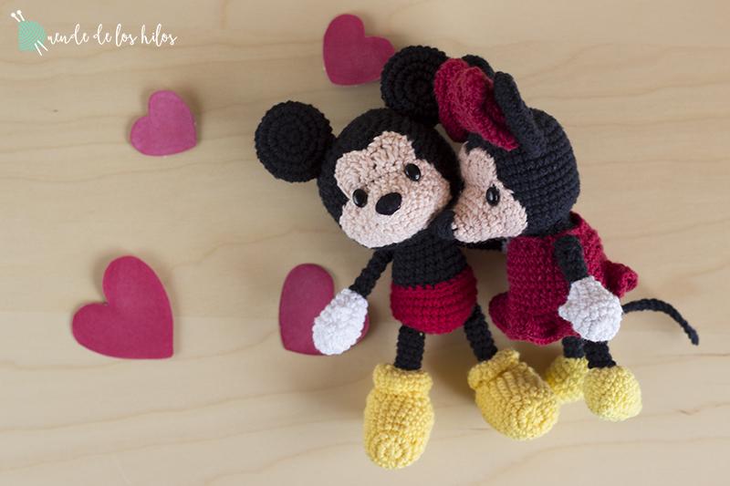 Mickey amigurumi (1)