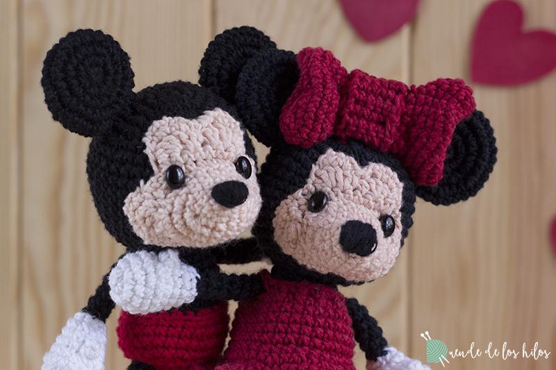 Mickey amigurumi (2)