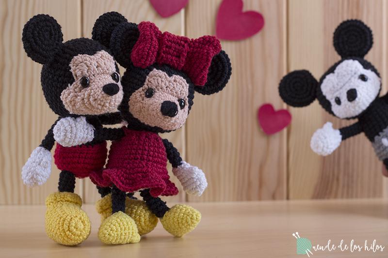 Mickey amigurumi (3)