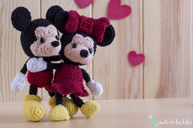 Mickey amigurumi (4)