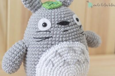 Totoro: ¡Patrón gratis!