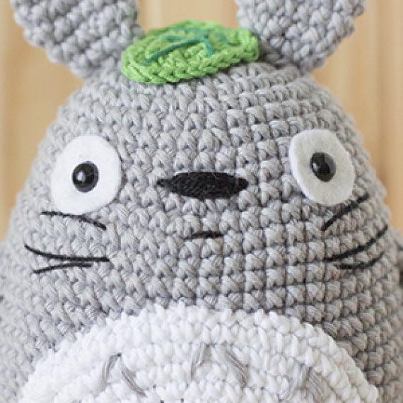 FREE Totoro Pattern