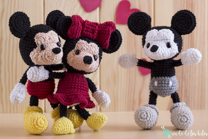 Mickey y Minnie: Tres son multitud