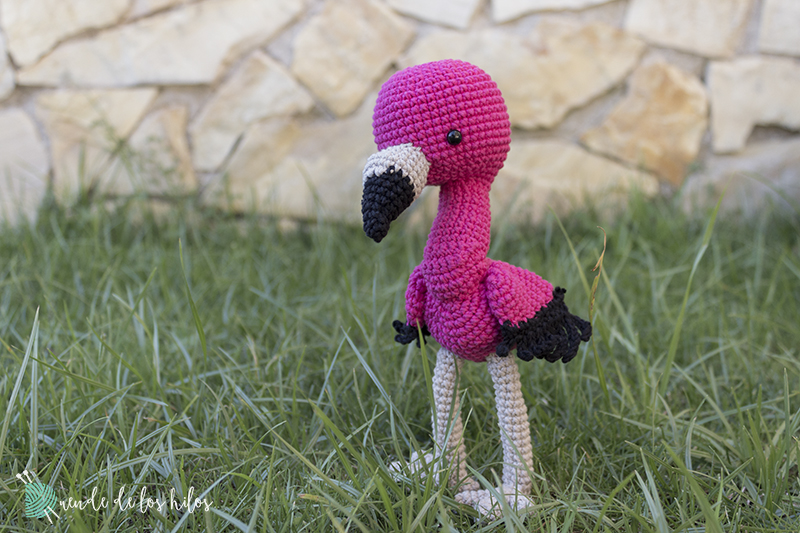 flamingo amigurumi (2)