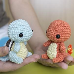 Pikachu-Inspired Crochet Pattern | FaveCrafts.com | 300x300