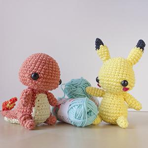 Crochet Pokemon Patterns - Crochet Now | 300x300