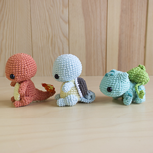 Meowth Amigurumi Pattern | Pokemon pattern, Crochet pokemon ... | 300x300