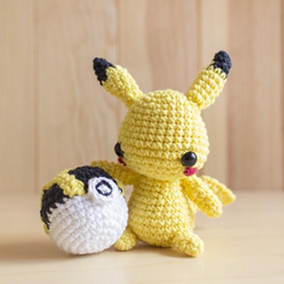 Patrón Pikachu
