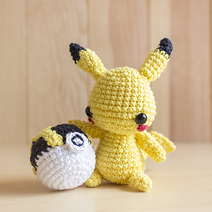 10 pokemon Amigurumi crochet free patterns – Crafts Ideas Design | 300x300