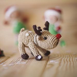 Christmas Reindeer Amigurumi – Minasscraft Patrones Amigurumis | 300x300