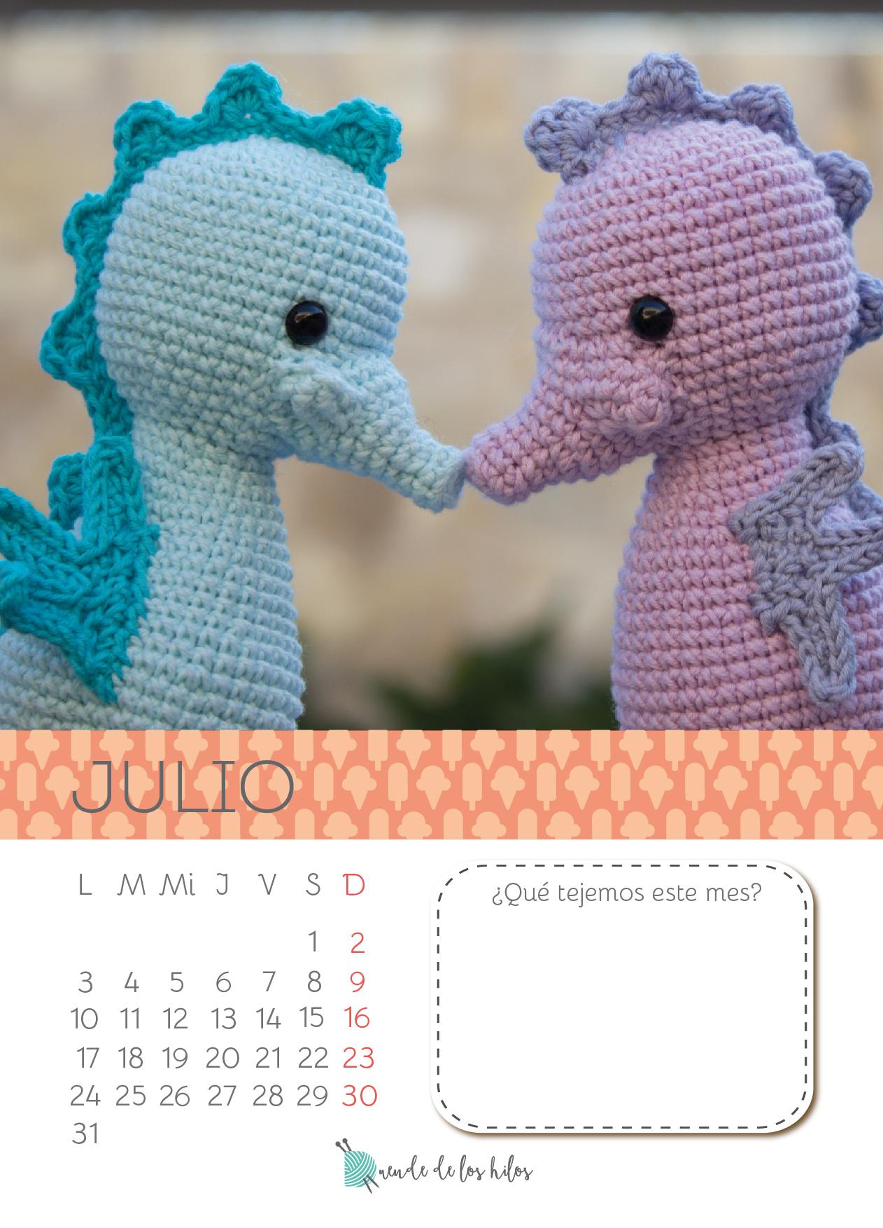 Patrones crochet – Página 3 – Amigurumi Duende de los Hilos