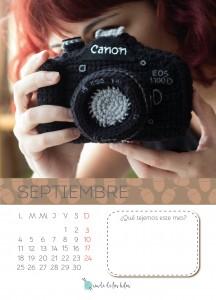 09. Amigurumi Septiembre